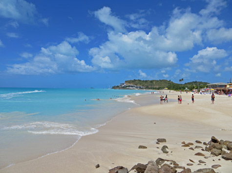 Island of Antigua Vacation Guide