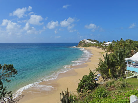 Guide to the Island of Antigua